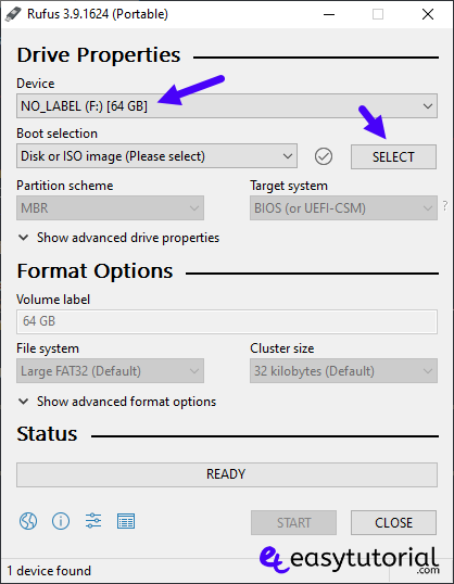 Create Bootable Windows 10 Usb Drive 2 Rufus