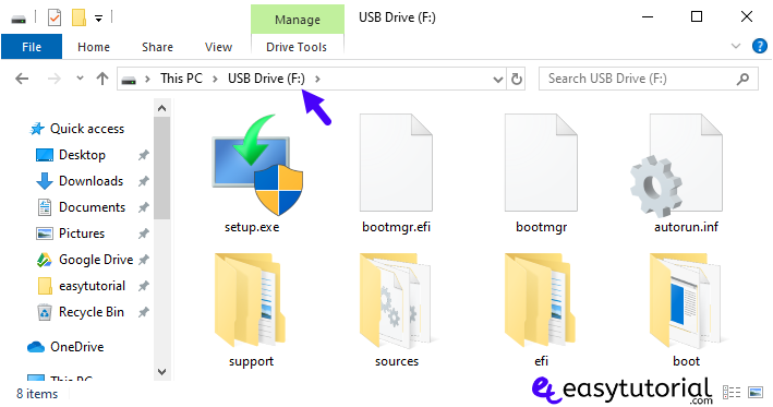 Create Bootable Windows 10 Usb Drive 7 Result
