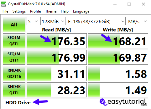 Create Ramdisk Drive Windows 10gb Speed Fast 11 Hdd Crystaldiskmark