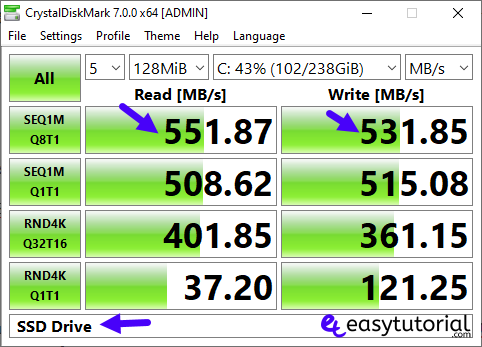 Create Ramdisk Drive Windows 10gb Speed Fast 12 Ssd Crystaldiskmark