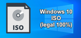 Download The Official Windows 10 ISO Legally