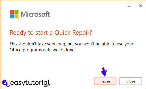 Fix There Was A Program Sending The Command To The Program 4 Repair