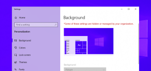 How to Fix: Can't Change Desktop Wallpaper on Windows 10