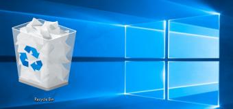 Hide Remove Recycle Bin Windows Tutorial Easy 340x160