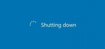 Keyboard Shortcuts Shutdown Windows Shutting Down 340x160