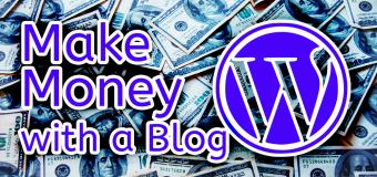 Make Money Blog Start Easy Tutorial Ultimate Complete Earn Income 340x160