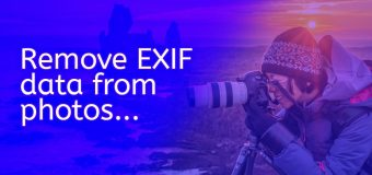 Remove Exif Data From Photos Images Windows 340x160
