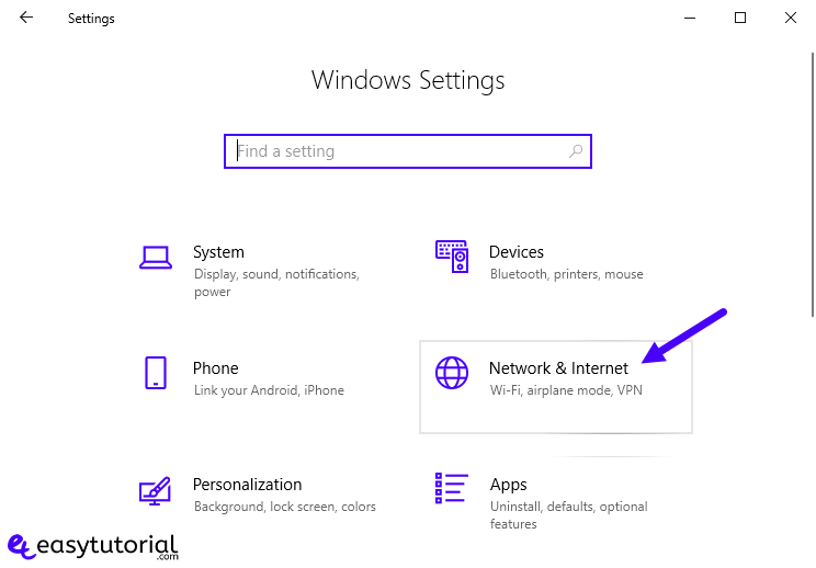 Set Ethernet Wi Fi Connection As Metered Windows 10 2 Network And Internet