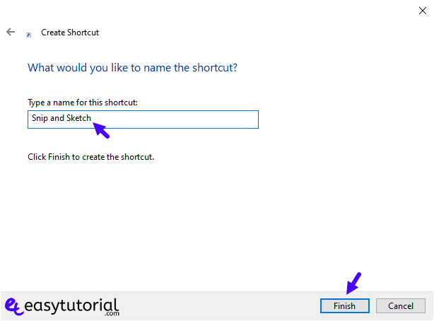 Snip And Sketch How To Open Windows Tutorial 11