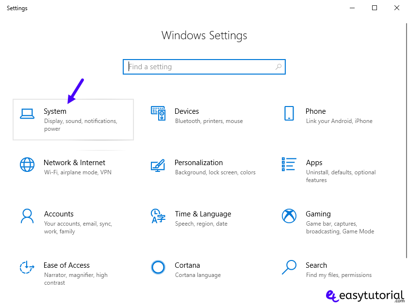 Snip And Sketch How To Open Windows Tutorial 3 Settings System