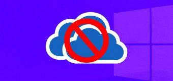 Uninstall Remove Delete Onedrive Completely Windows 10 340x160