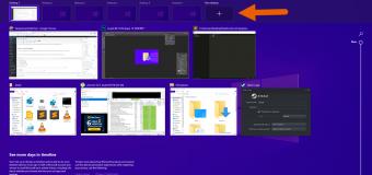 Virtual Desktops Windows 10 Tips Tricks How To Easy Tutorial 340x160