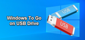 How to Install Windows 10 (To Go) on a USB Drive