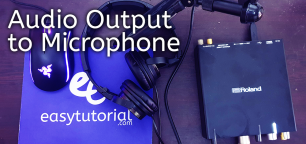 How to Convert Your Audio Output to a Microphone on Windows 10