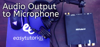 Convert Speaker Output Pc Audio Stereo To Microphone Vbcable Voicemeeter Windows Easy Tutorial Et 340x160