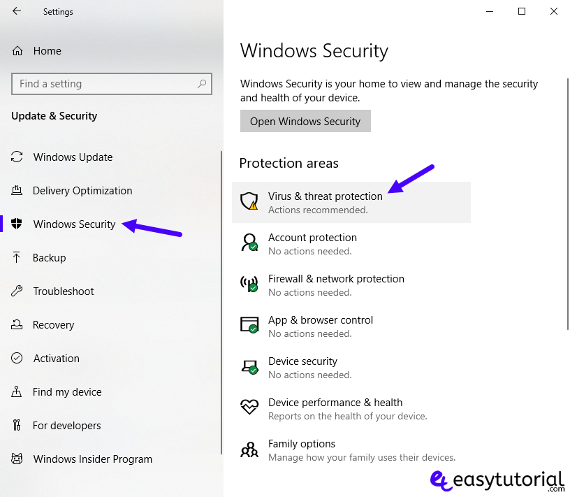 Disable Turn Off Delete Remove Uninstall Windows Defender Windows 10 2