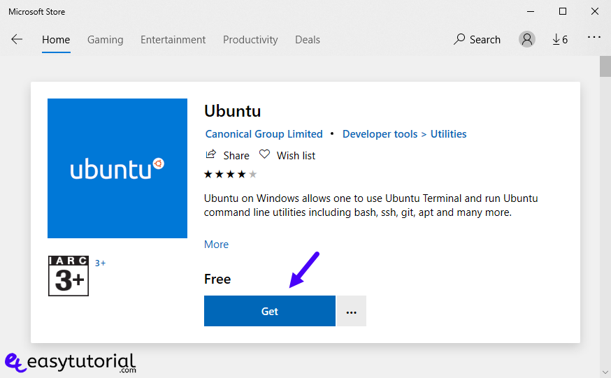 Open Add Bash As Admin Linux Ubuntu Context Menu Windows 4