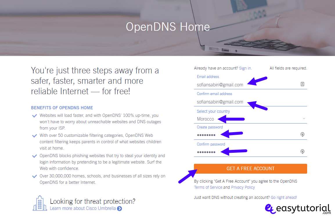Block Porn Websites Adult Opendns Without Software 5