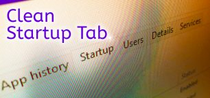 How to Clean the Startup Tab on the Task Manager
