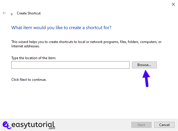 Create Keyboard Key Shortcut Launch Programs Faster 2 Browse