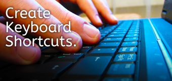 Create Keyboard Shortcuts Launch Programs Windows 10 Easy Tutorial 340x160
