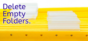 How to Delete All Empty Folders on Windows