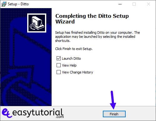 Ditto Copy Paste Bin Multiple Unlimited Windows 10 4 Installation