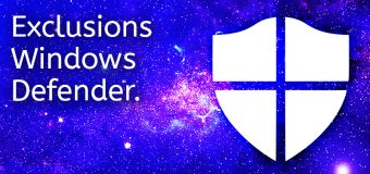 Exclude Windows Defender Folders Files Extension Prevent Exclusion Windows 10 Security Easy Tutorial 340x160