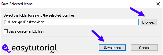 Extract Icons Resource Hacker Windows 10 Get Icon Free Tutorial 7