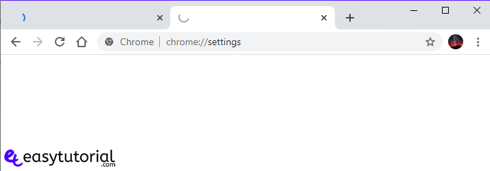 Google Chrome Crashed