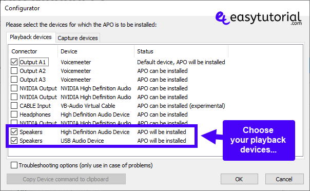 Increase Boost Sound Audio Volume Windows 10 Equalizer Apo 4 Configurator