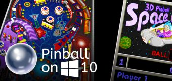 Pinball Windows 10 Game Old Install Free Play Enjoy Easy Tutorial 340x160