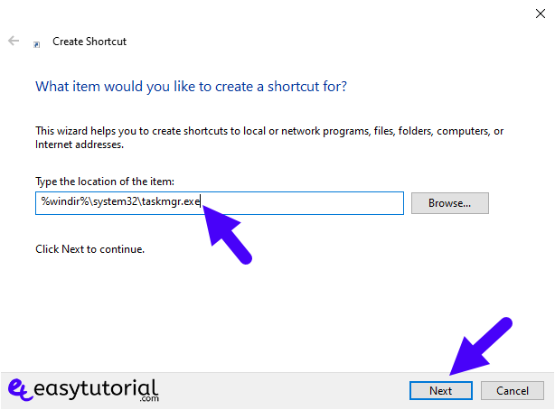 Ways Methods Open Task Manager Taskmgr Windows 10 7 Create Shortcut