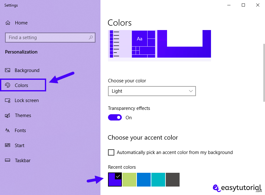 Customize Personalize Start Menu Tips Tricks Resize Icons Pin Windows 10 7 Colors