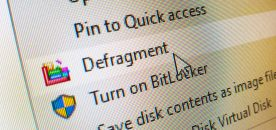 "How to Add ""Defragment"" in Drive Context Menu on Windows 10"