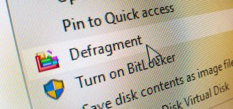 Defragment Hard Drive Disk Defgrag Context Menu Right Click This Pc Easy Tutorial 340x160