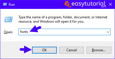 Delete Font Fonts Registry Editor Windows 10 Cannot Be Deleted Because In Use 2 Run Fonts