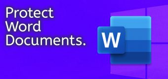 Protect Microsoft Word Document Access Restrict Password Encrypt Easy Tutorial 340x160