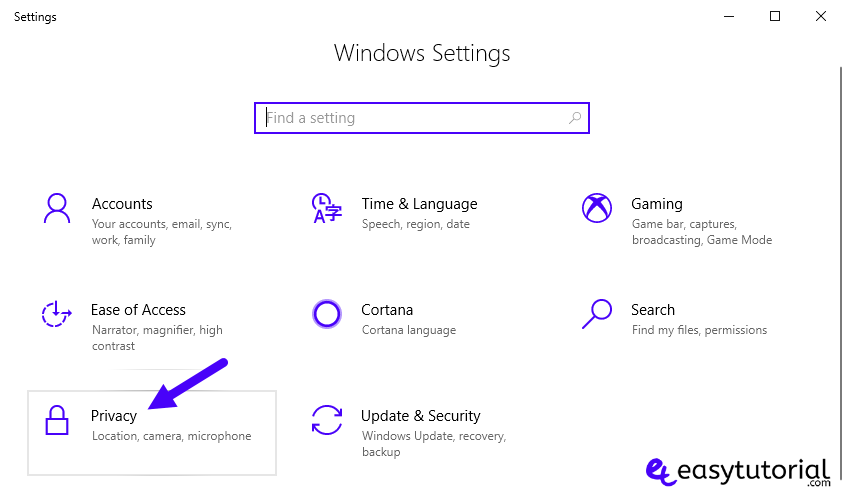 Speed Up Windows 10 Pc Performance Improve Increase Computer Free Tips 9 Settings App Privacy