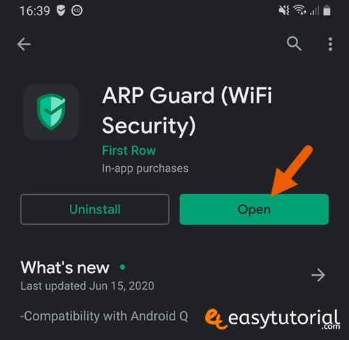 Arp Guard Protect Against Arp Spoofing Android 1