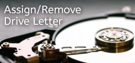 How to Assign/Remove Drive Letters on Windows 10 Using Diskpart