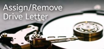 Assign Remove Letter Diskpart Windows 10 Easy Tutorial 340x160