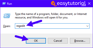 Clean Remove Programs Open With List Menu Windows 10 1 Regedit Registry Editor