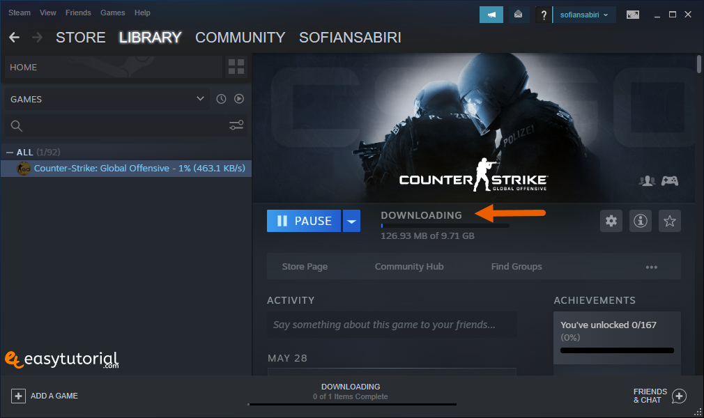 Download Install Cs Go Counter Strike Global Offensive Windows 10 Steam Free 14