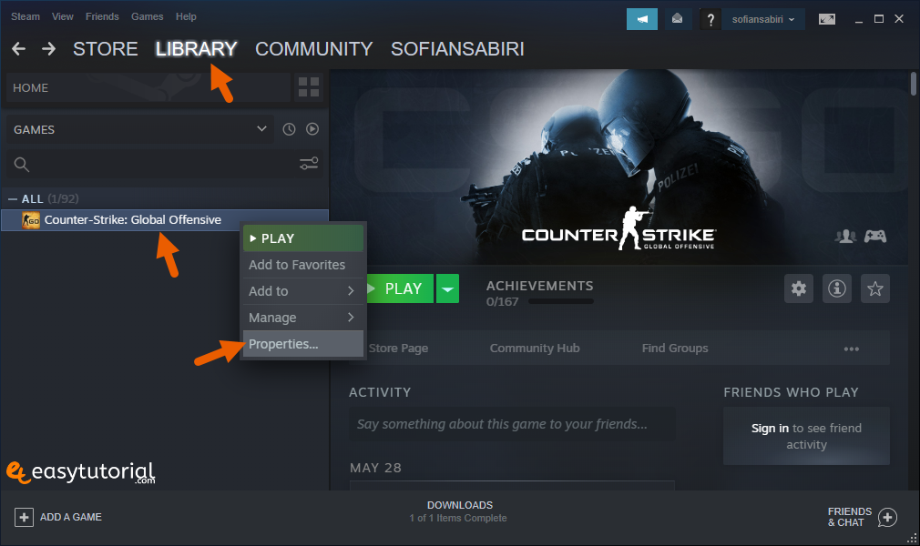 Download Install Cs Go Counter Strike Global Offensive Windows 10 Steam Free 16
