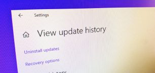 How to Find Update History on Windows 10