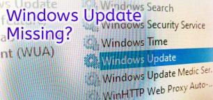 How to Fix Windows Update Service (wuauserv)