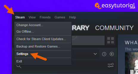 Fix Steam Missing File Privileges Windows 10 2 Settings