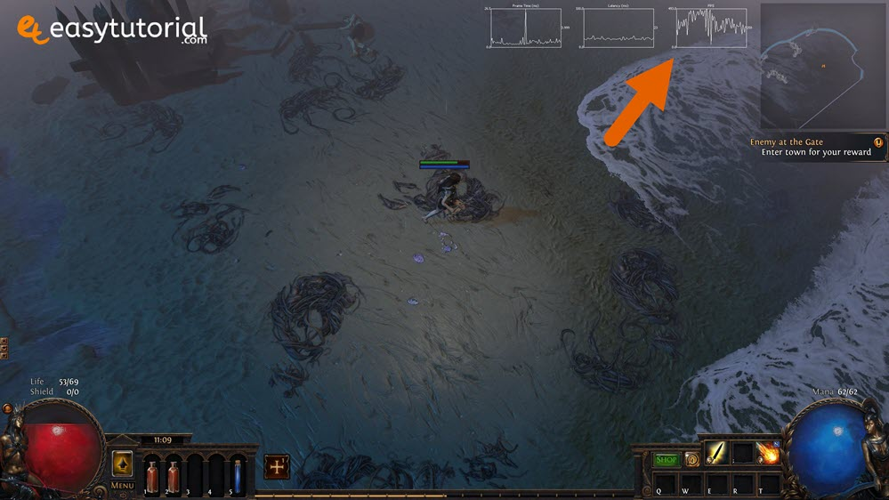 Path Of Exile Show Fps