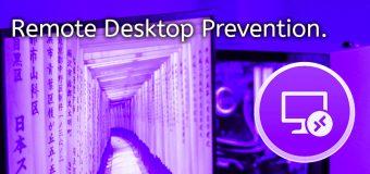 Remote Desktop Prevention Hacker Suspect Saad Morocco 340x160